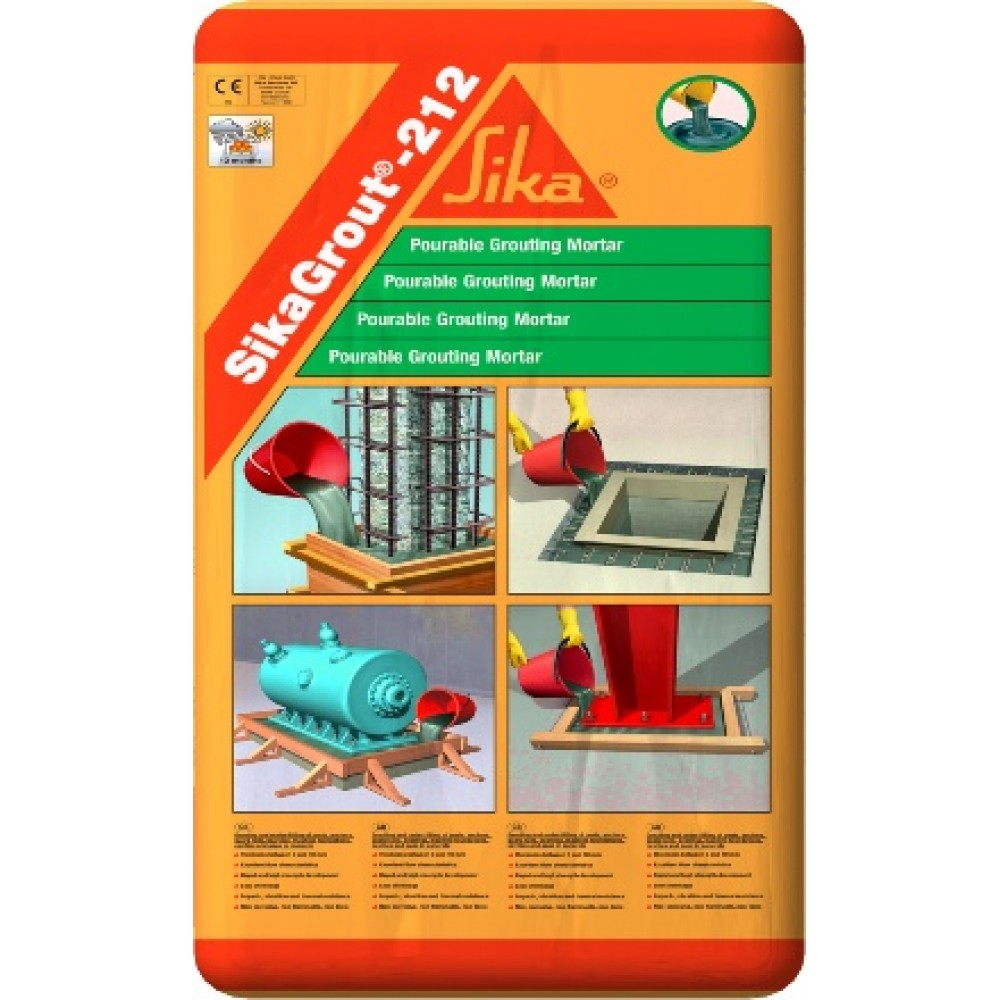 SIKA GROUT 212-11, 214-11