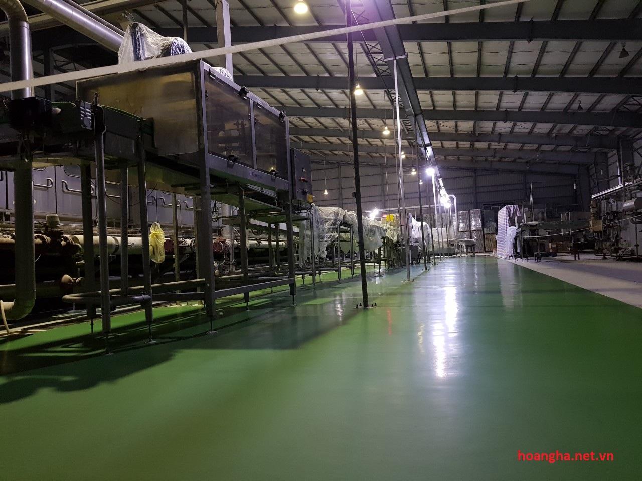 Nhà máy sabeco Hà Nội