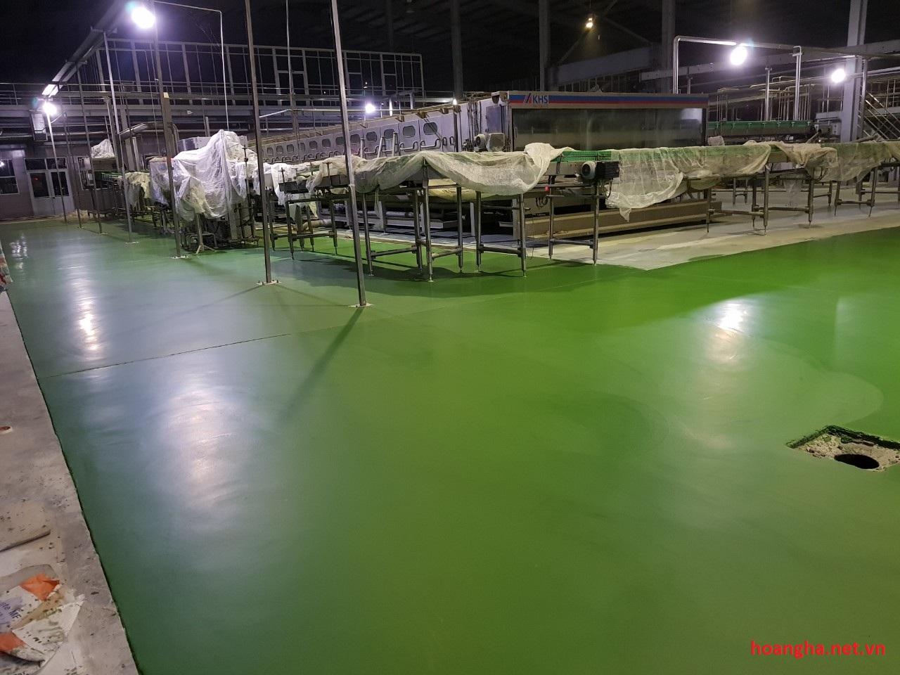 Nhà máy sabeco Hà Nam